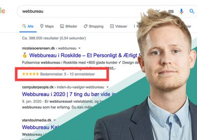 Schema markup: Den ultimative guide til Rich Snippets med struktureret data