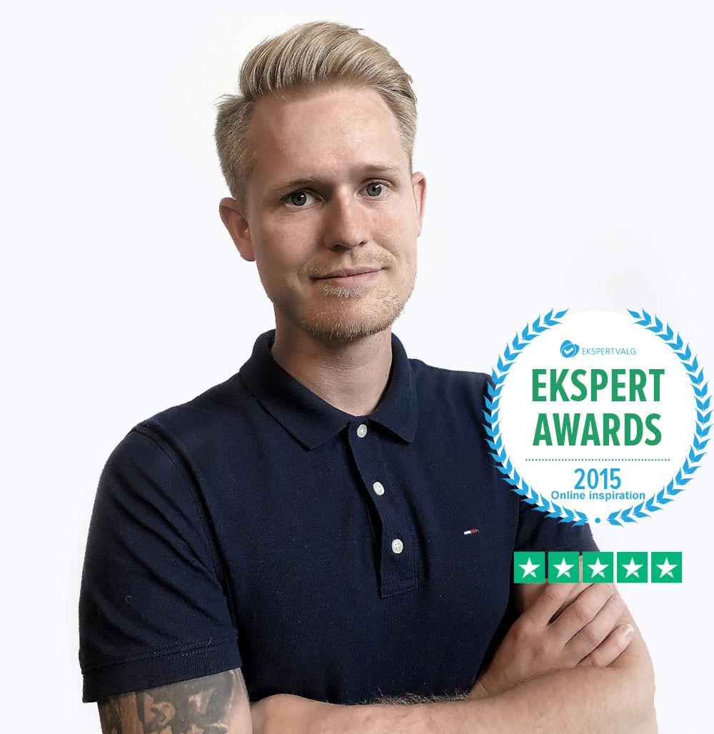 Nicolai Sørensen er din WordPress webdesigner