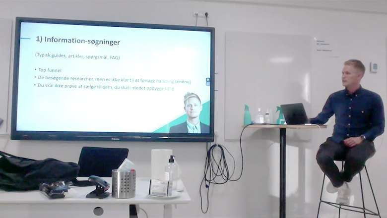 SEO Oplæg – WordPress Danmark September 2020 (København)